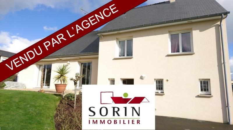 Sale house / villa Saint ouen des toits 205840€ - Picture 2