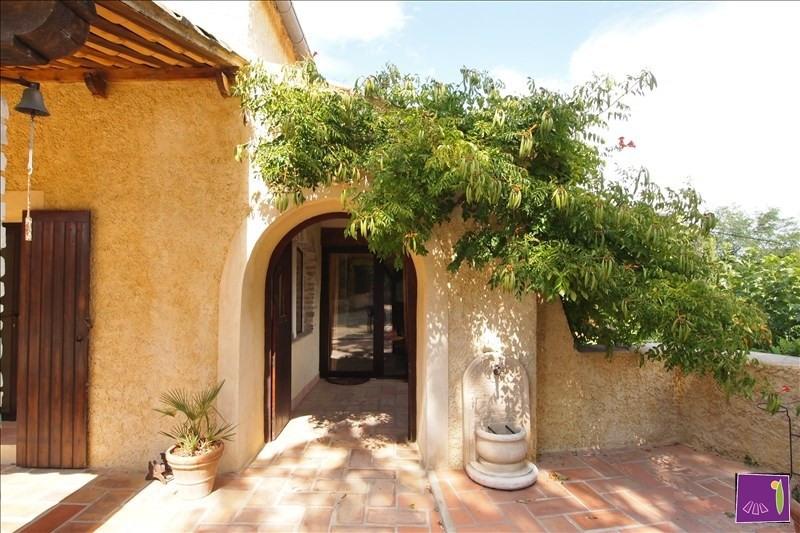 Vente de prestige maison / villa St paulet de caisson 560000€ - Photo 4