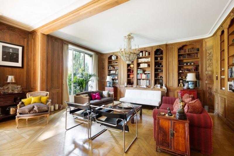 Verkoop van prestige  appartement Paris 16ème 2800000€ - Foto 6