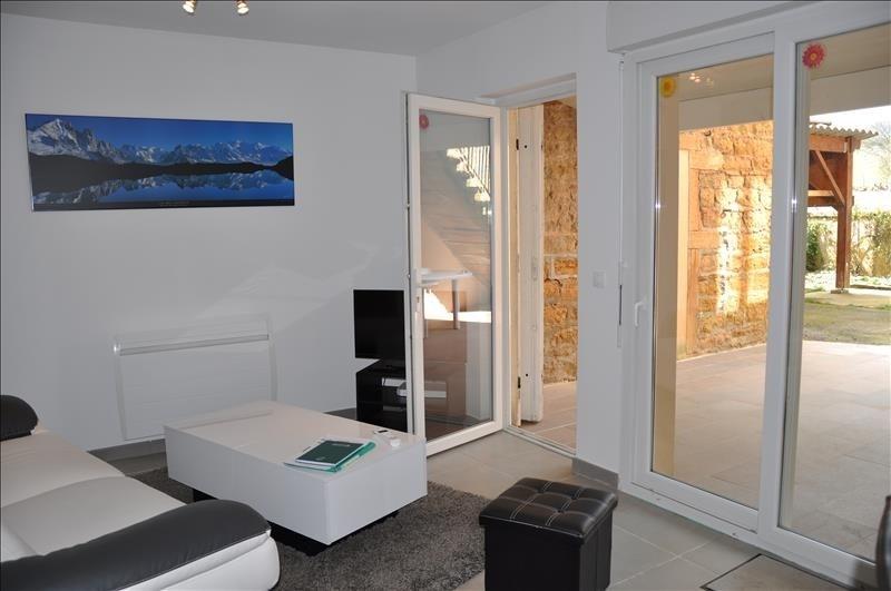 Sale apartment Ville sur jarnioux 160000€ - Picture 1