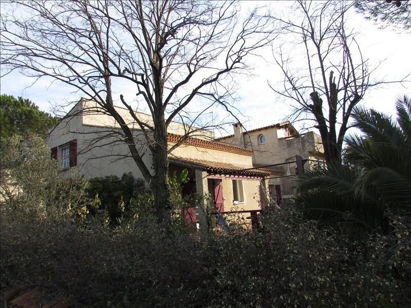 Sale house / villa Sauvian 411000€ - Picture 1