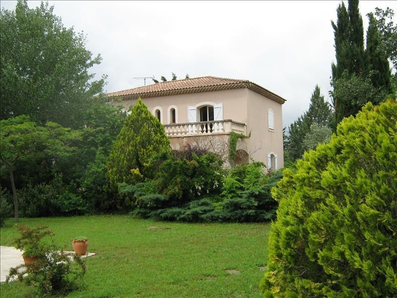 Deluxe sale house / villa Trets 699000€ - Picture 2