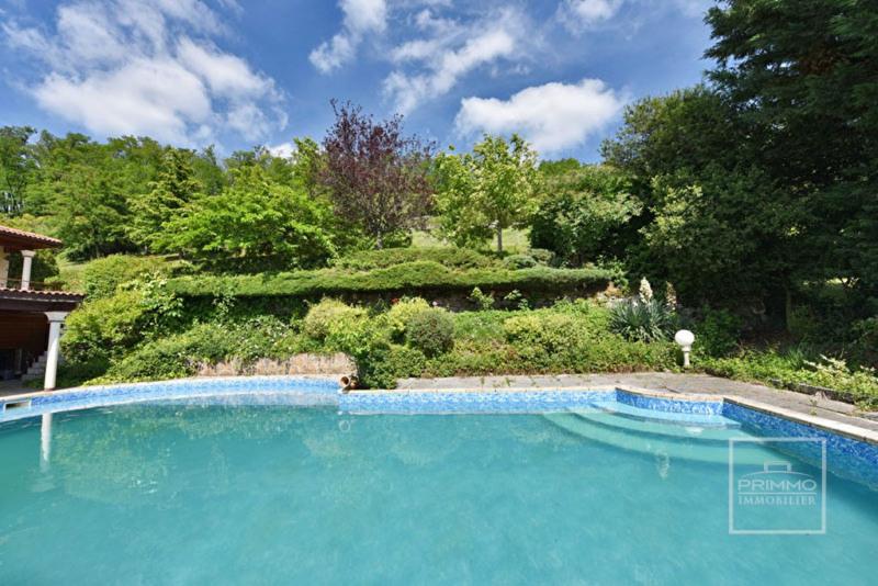 Vente de prestige maison / villa Limonest 880000€ - Photo 2