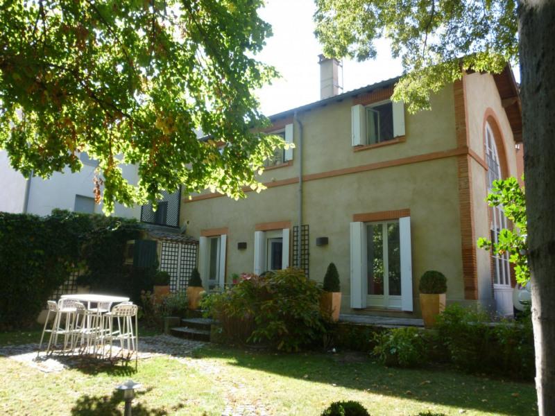 Deluxe sale house / villa Toulouse 852000€ - Picture 1