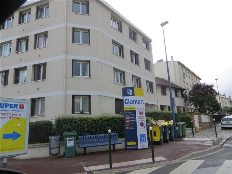 Sale apartment Clamart 319000€ - Picture 2