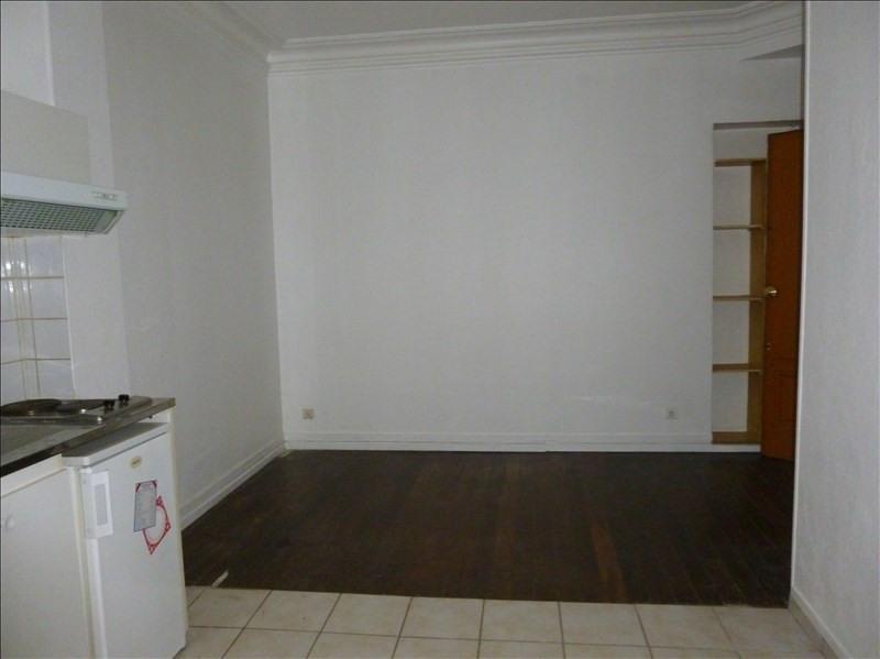 Vente appartement Paris 10ème 140000€ - Photo 1
