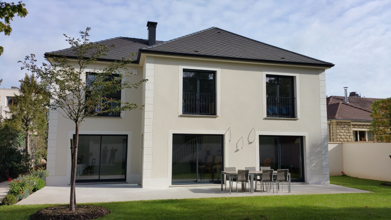 """Modèle de maison  """"Maison 6 pièces R + 1 personnalisée"""" à partir de 6 pièces Essonne par ARCHIVIM SUD ILE-DE-FRANCE"""