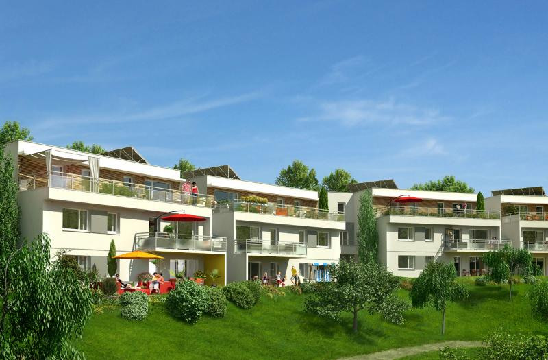 Programme neuf Besançon - Villa vesontio