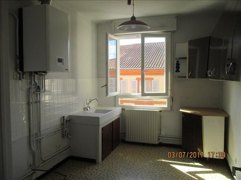 Rental apartment Montauban 466€ CC - Picture 1