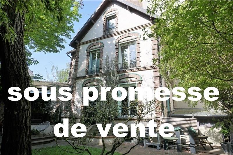 Deluxe sale house / villa La garenne colombes 1270000€ - Picture 1