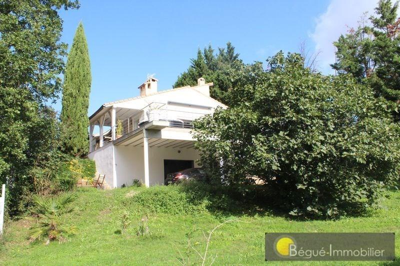 Sale house / villa Cornebarrieu 429000€ - Picture 5