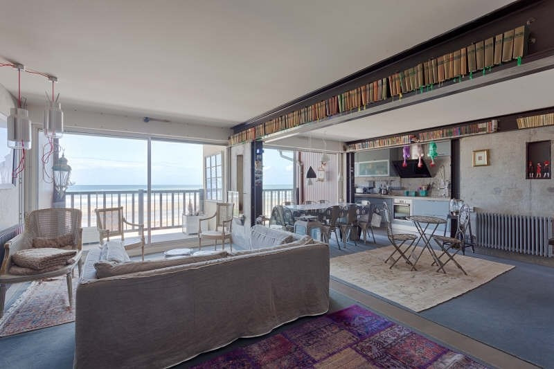 Deluxe sale apartment Villers sur mer 499000€ - Picture 4