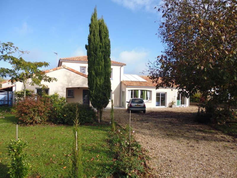 Vente maison / villa St georges les baillargeau 332900€ -  1