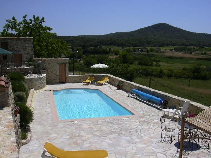 Immobile residenziali di prestigio casa Barjac 799000€ - Fotografia 3