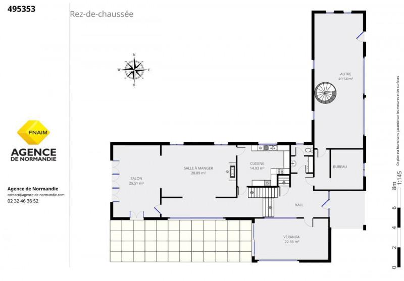 Vente de prestige maison / villa Vimoutiers 400000€ - Photo 10