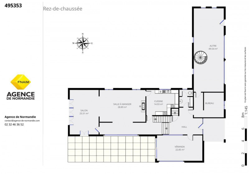 Deluxe sale house / villa Vimoutiers 400000€ - Picture 10