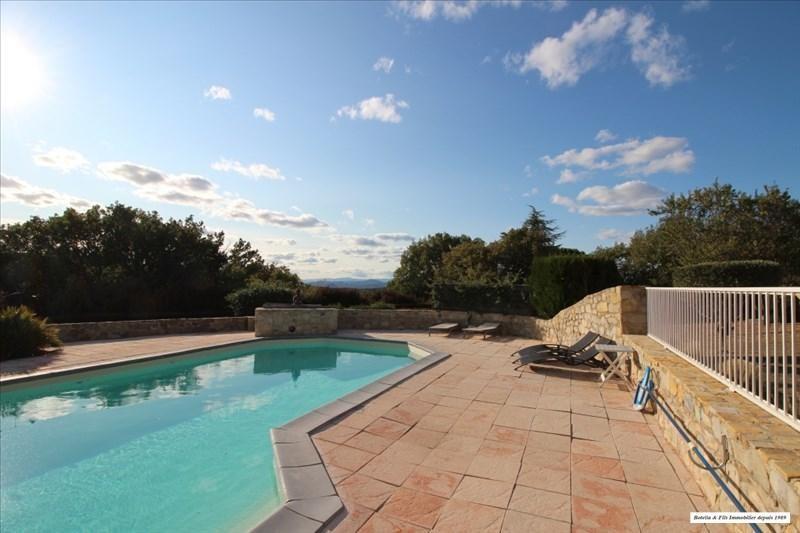 Verkoop van prestige  huis Uzes 790000€ - Foto 4