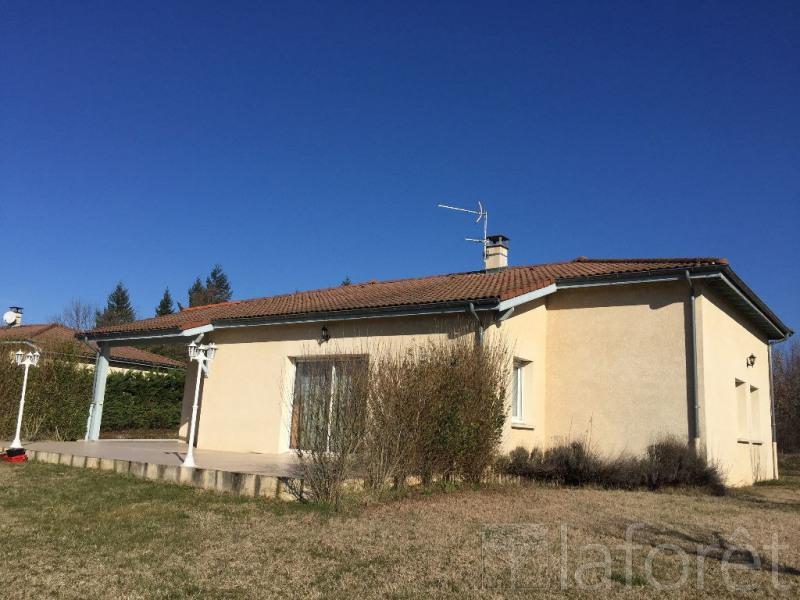 Vente maison / villa Villefontaine 330000€ - Photo 1