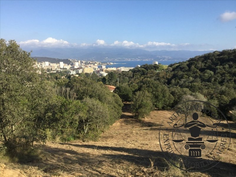 Vente terrain Ajaccio 215 000€ - Photo 1