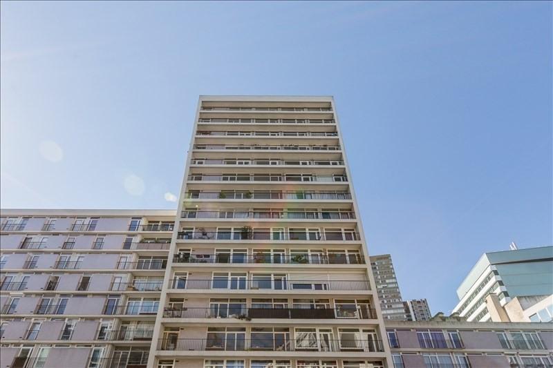 Sale apartment Paris 15ème 640000€ - Picture 8