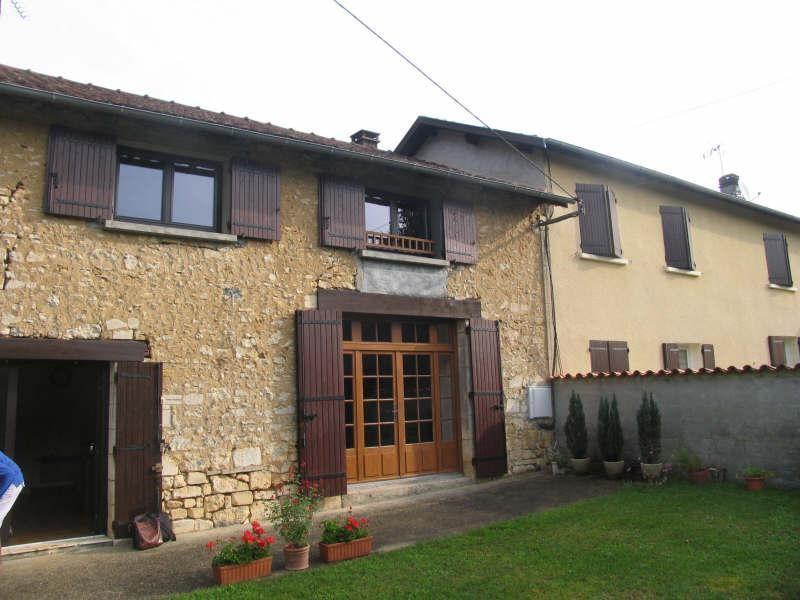Sale house / villa La chapelle faucher 148900€ - Picture 8