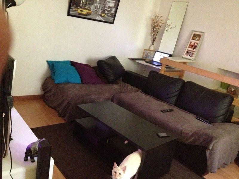 Rental apartment Brest 400€ CC - Picture 2