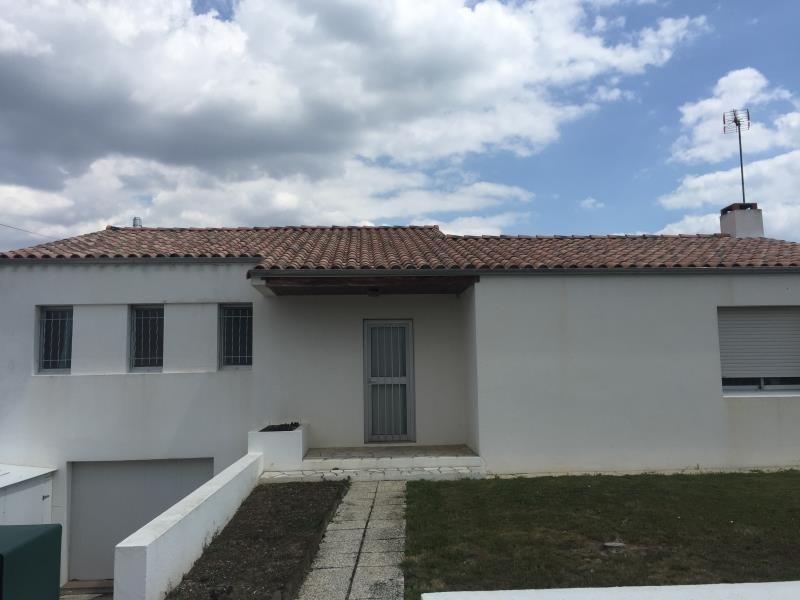 Vente maison / villa St vincent sur jard 228800€ - Photo 1