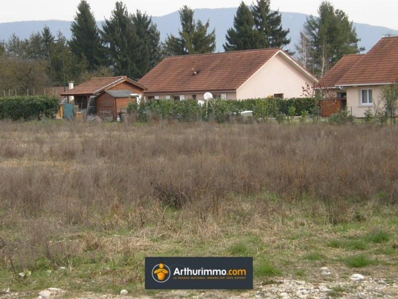 Vente terrain Morestel 77000€ - Photo 4