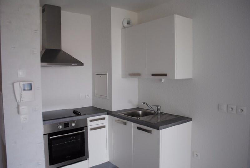 Location appartement Viry 754€ CC - Photo 1