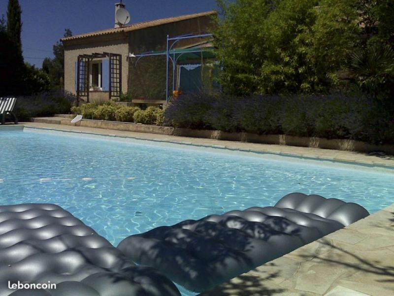 Deluxe sale house / villa Rognes 577500€ - Picture 1