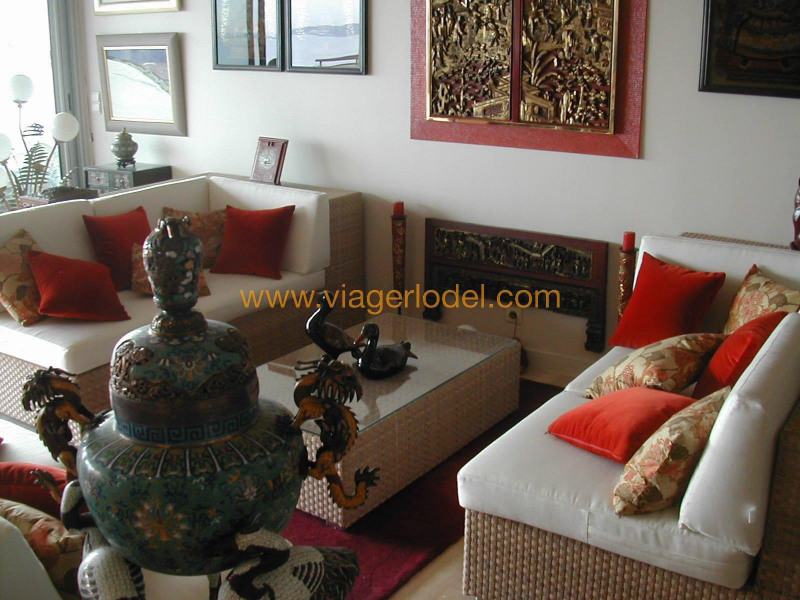 Vendita nell' vitalizio di vita appartamento Golfe-juan 230000€ - Fotografia 4