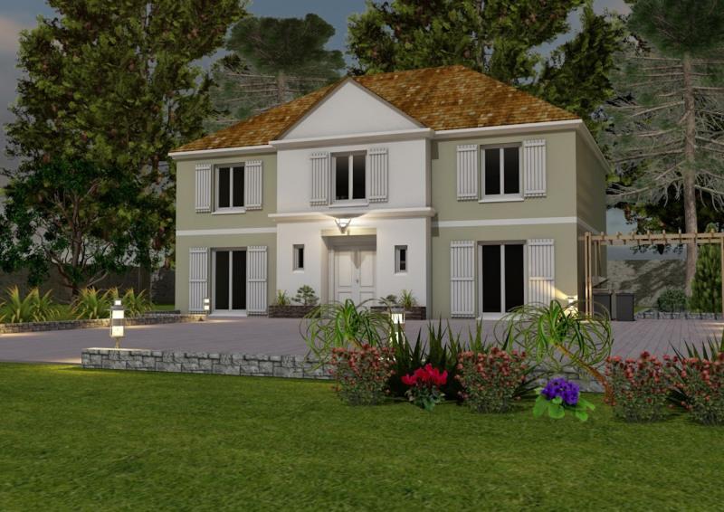 """Modèle de maison  """"Modèle de maison 6 pièces"""" à partir de 6 pièces Essonne par MAISONS ATLANTIS"""