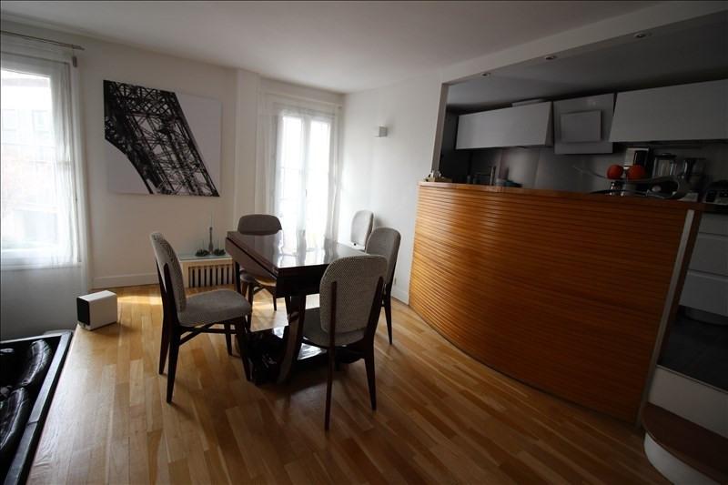 Sale apartment Boulogne billancourt 860000€ - Picture 4