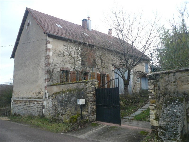 Vente maison / villa St amand en puisaye 137000€ - Photo 1