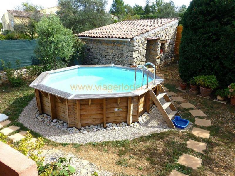 Vendita nell' vitalizio di vita casa Saint-paul-en-forêt 203000€ - Fotografia 1