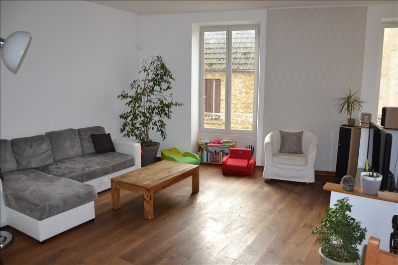 Sale house / villa Boissy-l'aillerie 376200€ - Picture 2