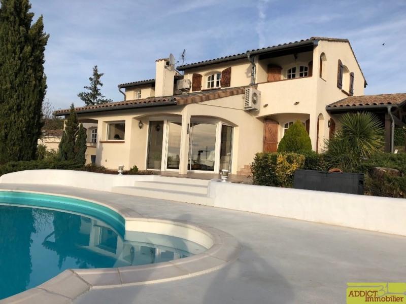 Vente de prestige maison / villa Castelginest 599000€ - Photo 1