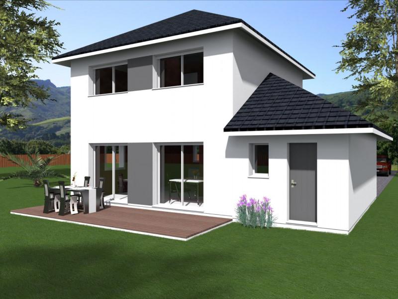 """Modèle de maison  """"Modèle de maison 4 pièces"""" à partir de 4 pièces Pyrénées-Atlantiques par MAISONS CONFORECO - AGENCE ST PAUL LES DAX"""