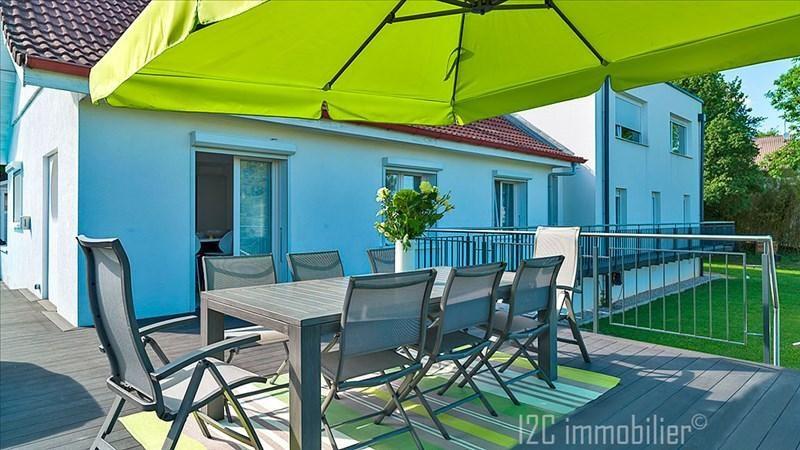 Venta  casa Echenevex 1195000€ - Fotografía 6