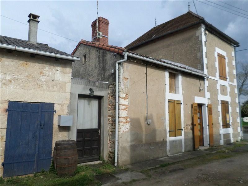 Vente maison / villa Mazerolles 49500€ - Photo 10