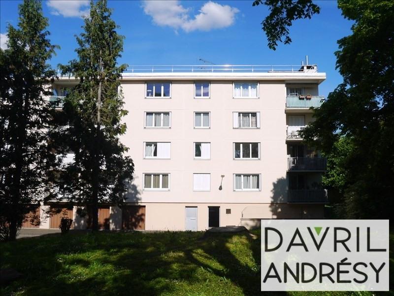 Sale apartment Maurecourt 188500€ - Picture 1