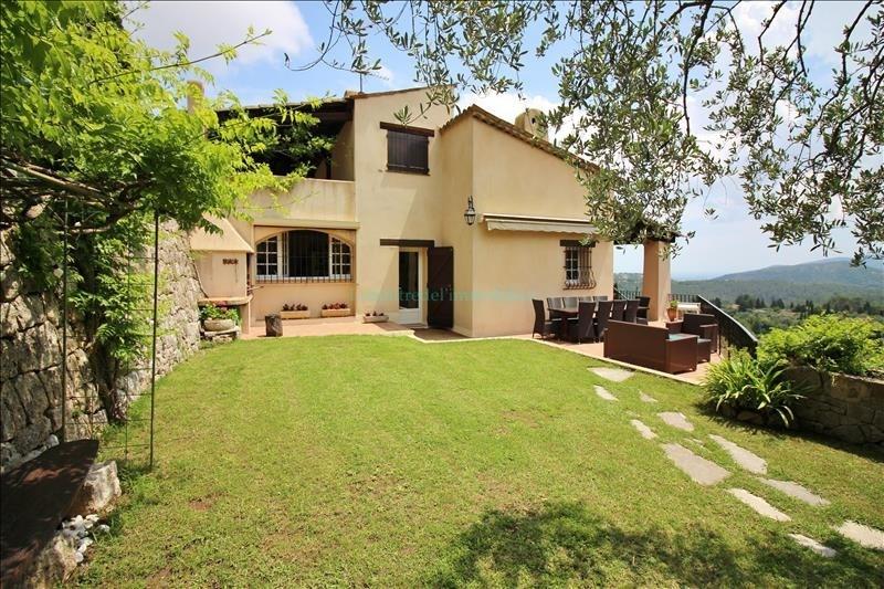 Vente de prestige maison / villa Peymeinade 850000€ - Photo 3