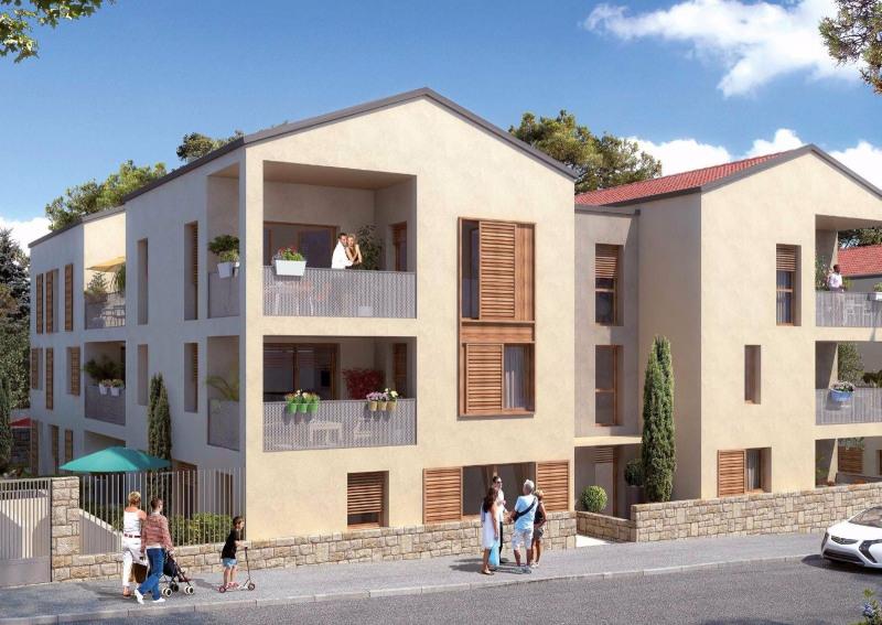 Sale apartment Ste foy les lyon 430000€ - Picture 1