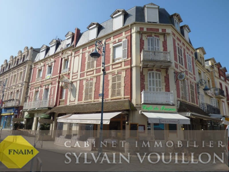 Vente appartement Villers sur mer 99 000€ - Photo 1