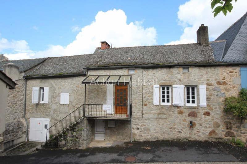 Vente maison / villa Lunac 99750€ - Photo 1