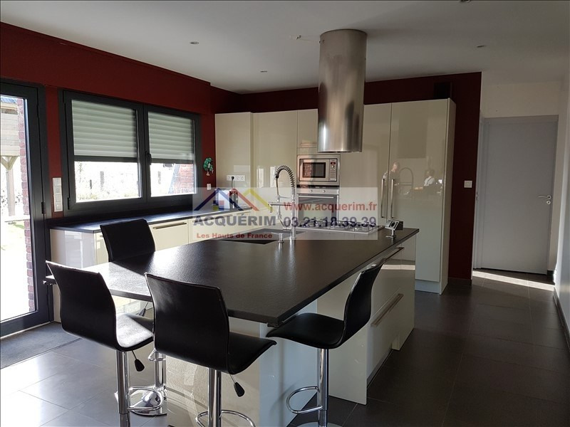 Produit d'investissement maison / villa Leforest 329 500€ - Photo 4