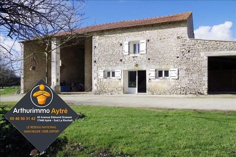 Vente maison / villa Surgeres 185000€ - Photo 1