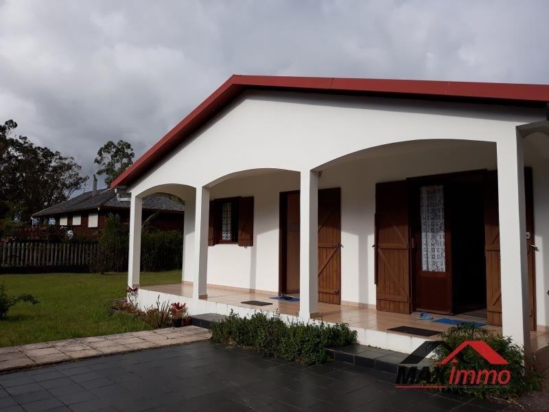 Vente maison / villa La plaine des palmistes 232000€ - Photo 1