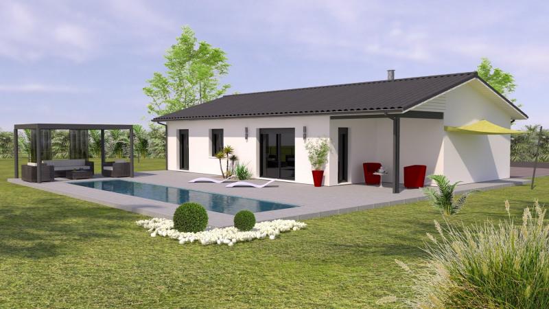 Maison  5 pièces + Terrain 530 m² Saint-Selve par CONSTRUCTION HORIZONTALE
