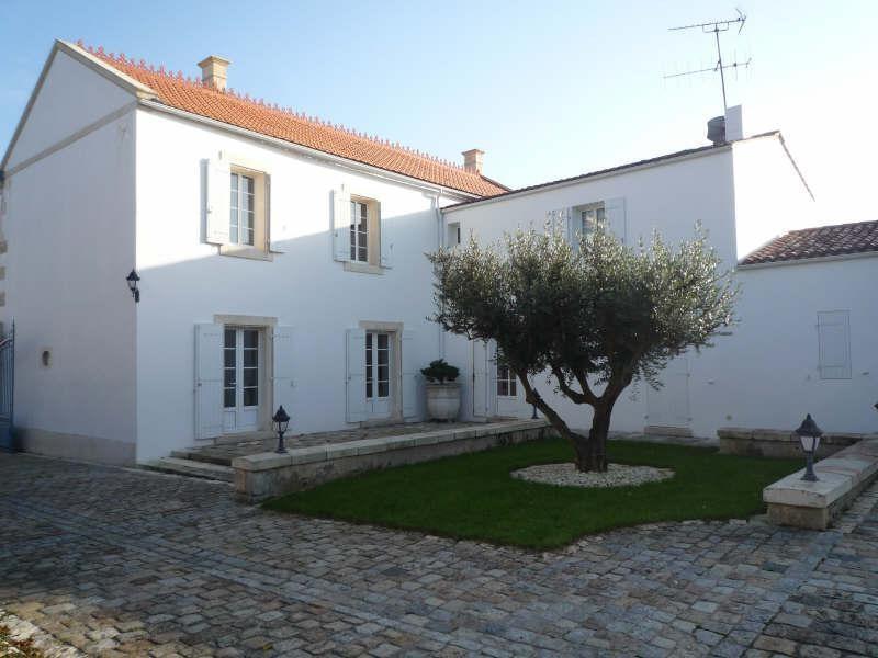 Vente de prestige maison / villa Cire d aunis 574750€ - Photo 3